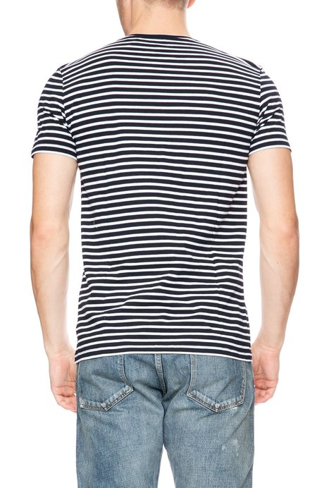 The Goodpeople Stay Weird T-Shirt - Stripe