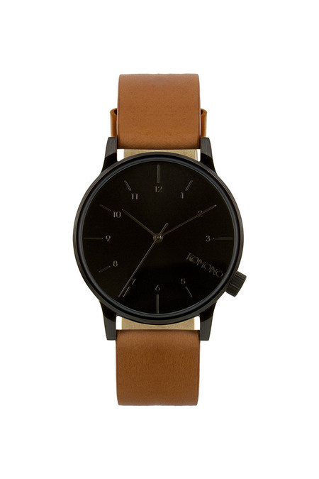 Men's KOMONO Winston Regal Cognac Watch