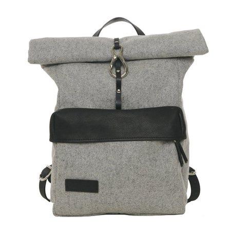 Lowell DICKSON WOOL backpack