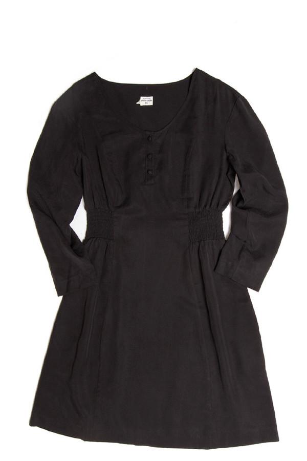 Bridge & Burn Jessa Black Dress
