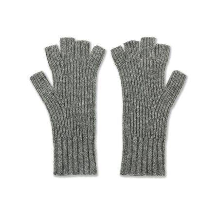 American Trench Fingerless Cashmere Gloves