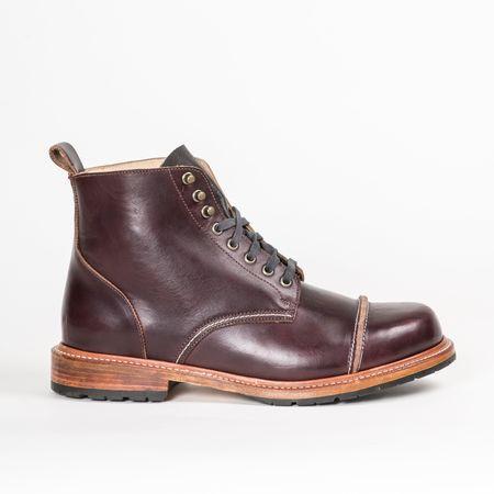 Noah Waxman Hudson Boots - Oxblood