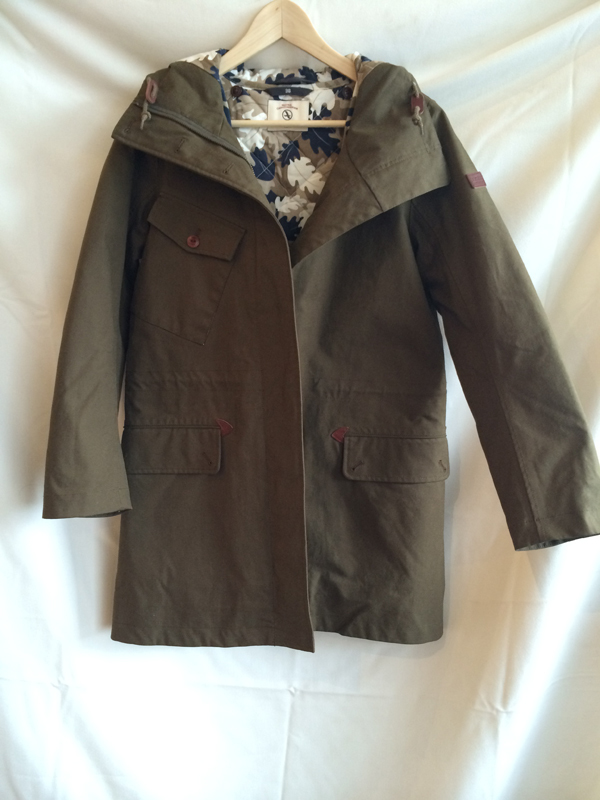Aigle Honeyrare Army Jacket