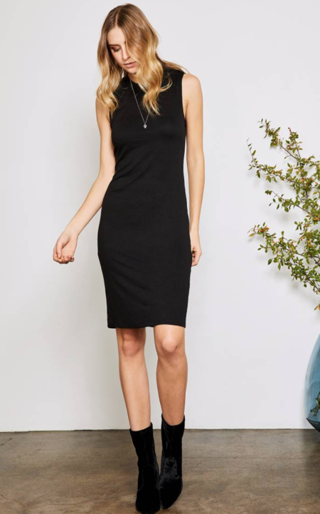 Gentle Fawn Sammi Dress - BLACK