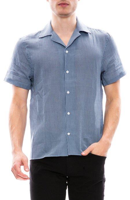 Editions M.R. Tahiti Shirt - Checkered