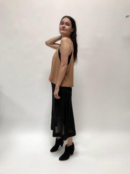 A Détacher Kricket Dress - Black/Tan