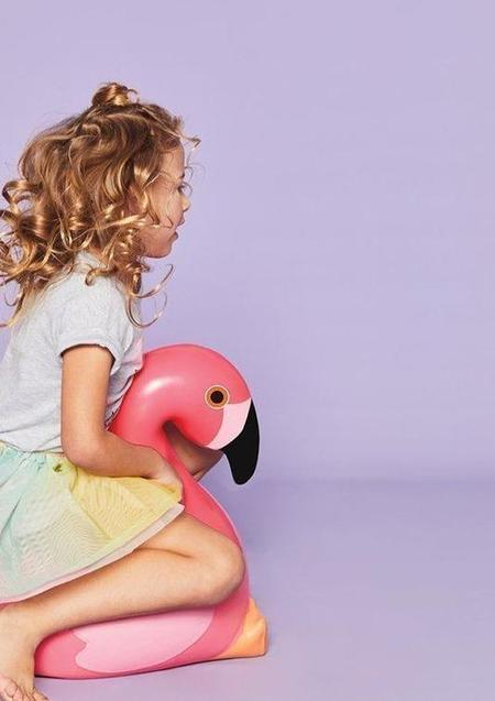 Kids Sunnylife Flamingo Hopper