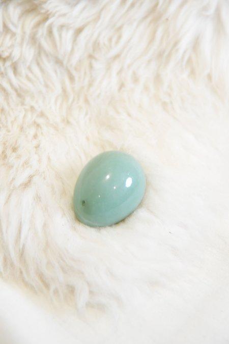 The Great Eros Aventurine Yoni Egg - Green