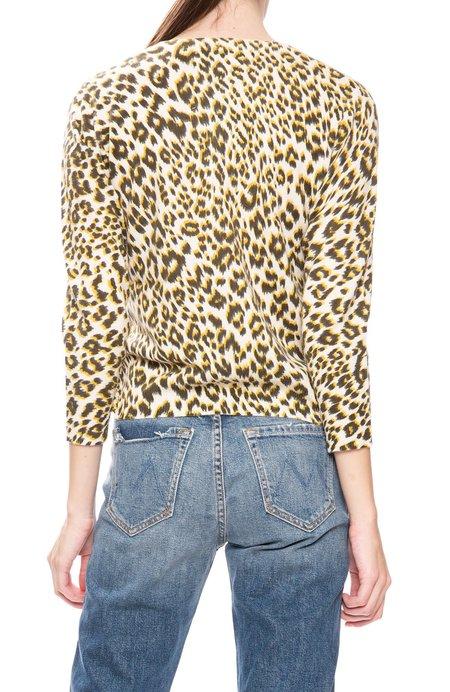 Le Superbe Cobain Cashmere Cardigan  - Leopard