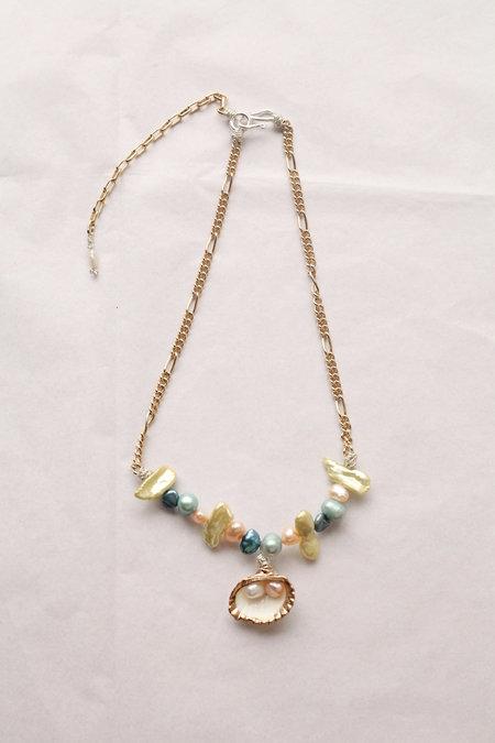 Wald Lady Marmelade Shell Necklace