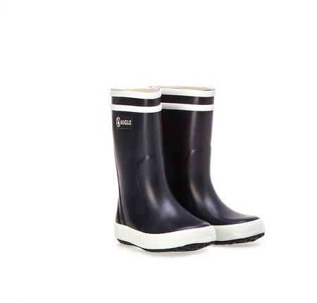 Kids Aigle Lolly Pop Rain Boots