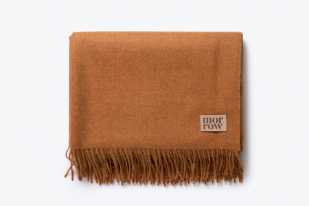 Morrow Soft Goods Billie Baby Alpaca Blanket