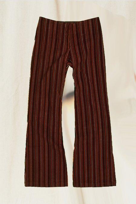 Vintage Pinstripe Pant