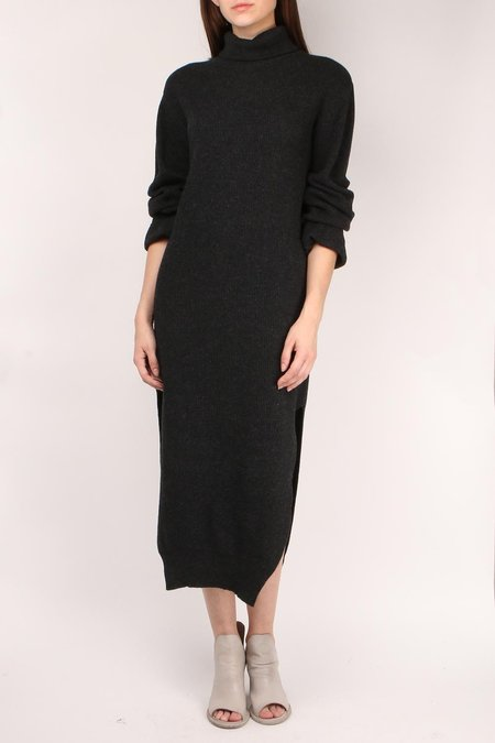 Nanushka Canaan DRESS - Charcoal