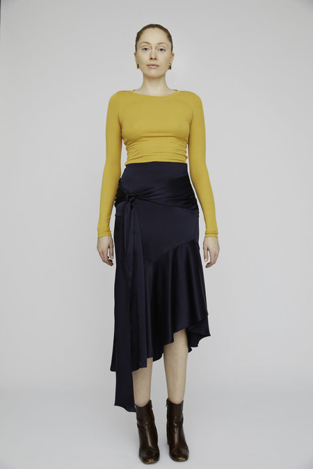 INGA-LENA The Aleka Skirt - Mid Night