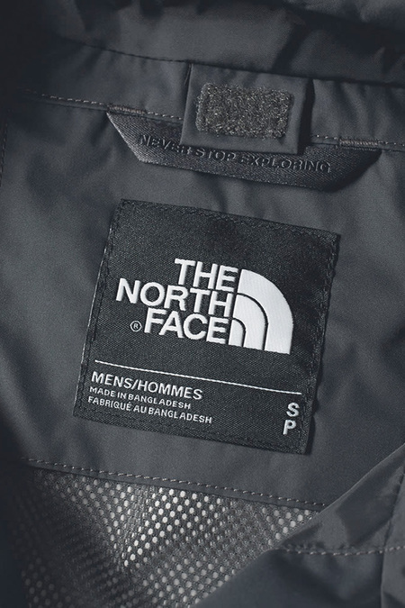 The North Face Fantasy Ridge - Asphalt Grey