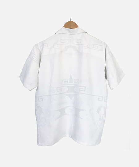 UNISEX COATZ Rhodes Shirt - White