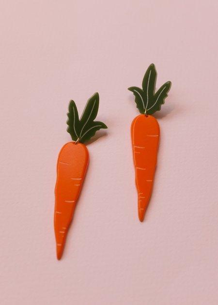 Woll Carrot Earrings