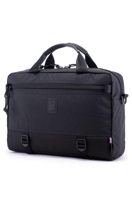Topo Designs Commuter Briefcase X-Pac - Black