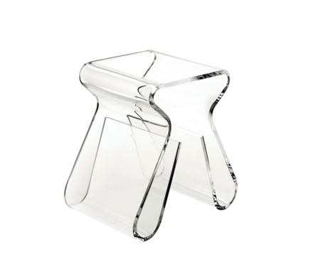UMBRA Magino Acrylic Stool - Clear
