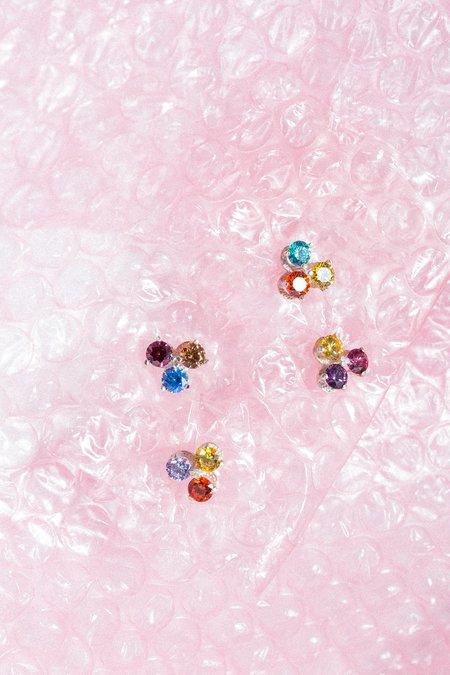 Tuza Tres Gotitas Earrings