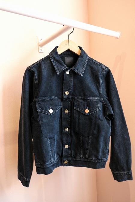 Goldsign Morton Denim Jacket - Black
