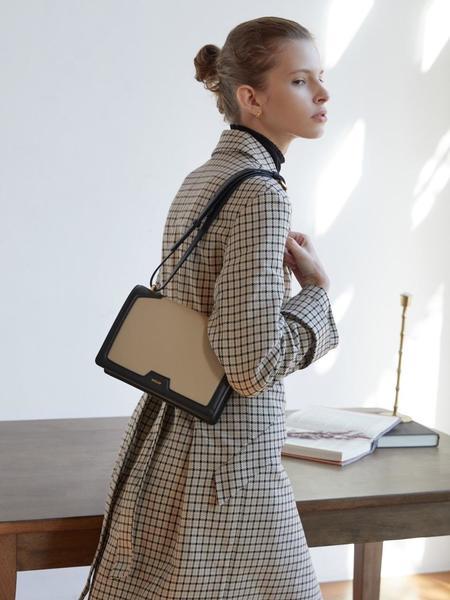 ATCLIP Ver2 Frame Bag - Beige