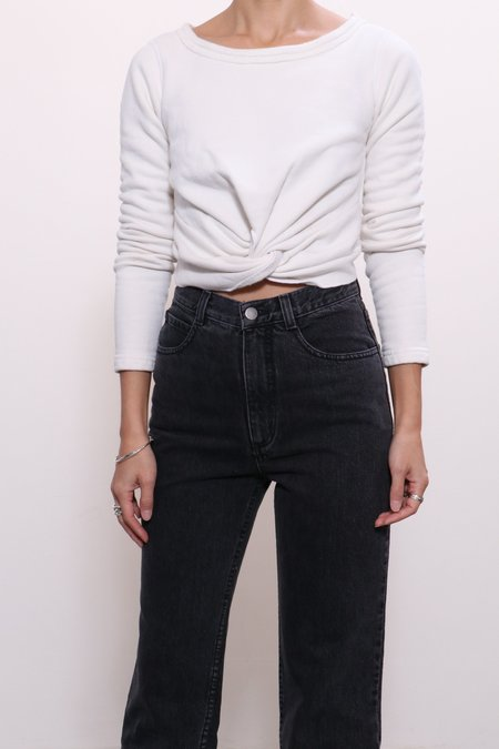 Rachel Comey Argento Sweatshirt - Dirty White