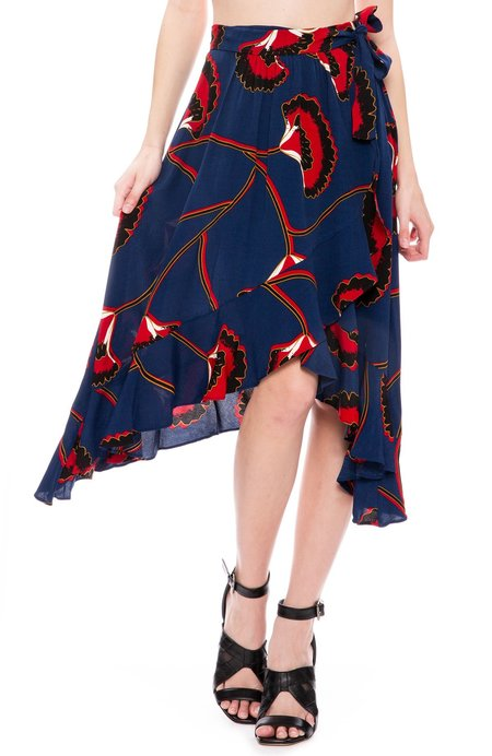 Ba&sh Lena Skirt - Floral