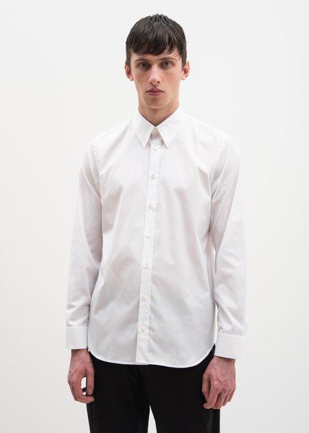 Helmut Lang Crimson Logo Shirt - White