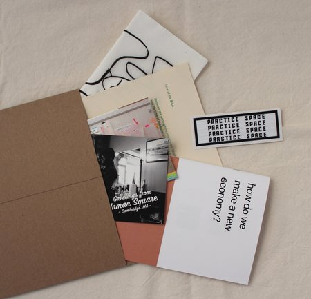 Practice Space Works on Paper Subscription