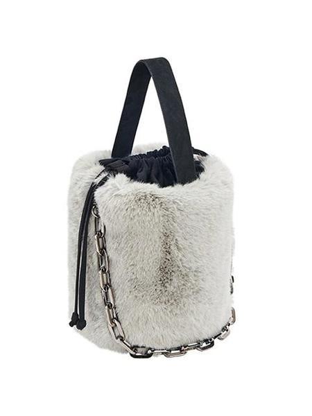 Comme.R Furby Bag - Grey