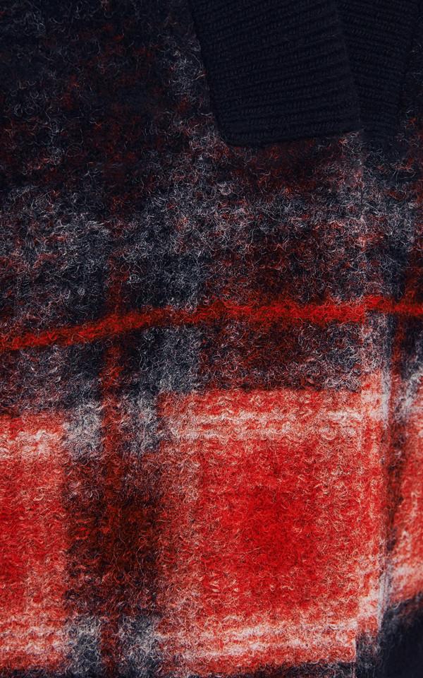 Thakoon Addition Ombre Jacket
