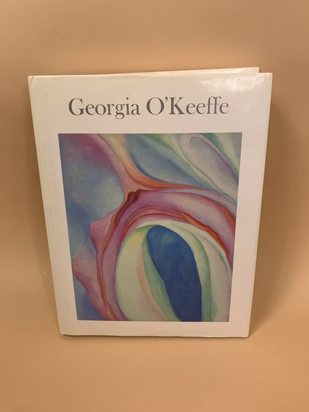 RABA MARFA VINTAGE GEORGIA O'KEEFFE ART AND LETTERS BOOK