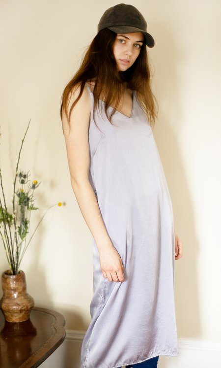 Colorant Slip Dress Dress - Taro