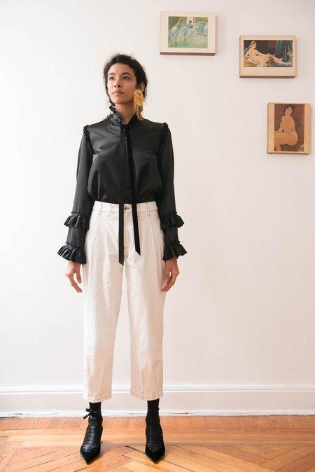 Nika Tang Pippa Blouse - Black