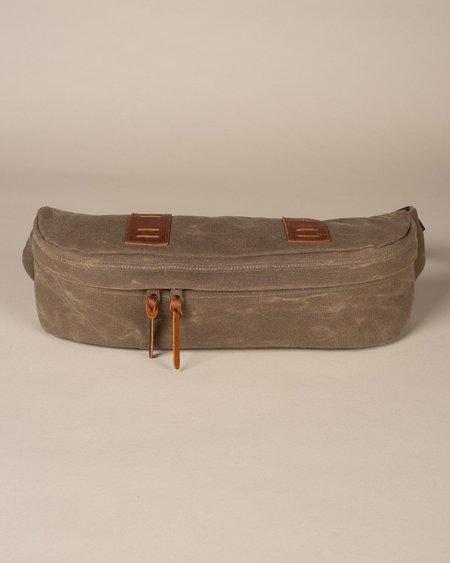 Wood&Faulk Big Bum Waist Pack - Olympic Moss