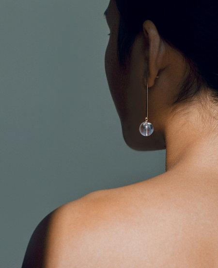 HighLow Crystal Quartz Drops