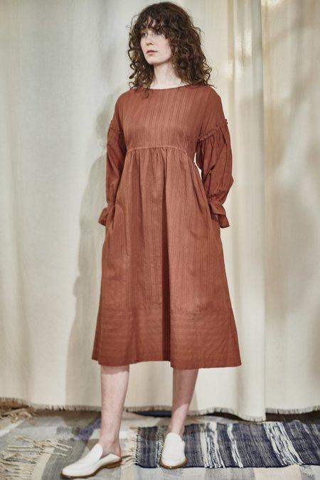 M.Patmos Piura Dress - Terracotta