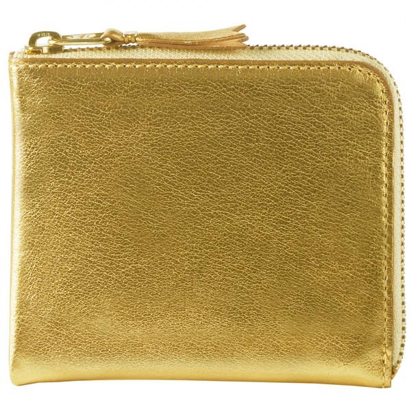 Comme des Garcons Gold Wallet
