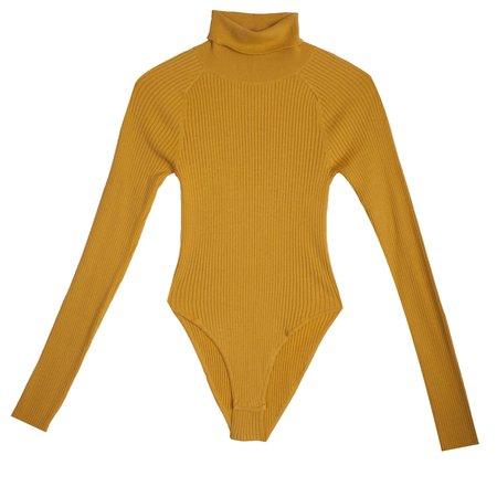 LF Markey Axel Bodysuit - Chartreuse