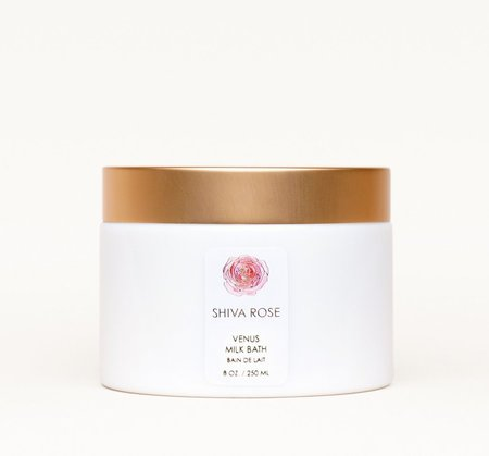 Shiva Rose Venus Amber Milk Bath