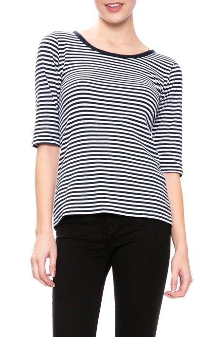 Christina Lehr Sailor Stripe T-Shirt