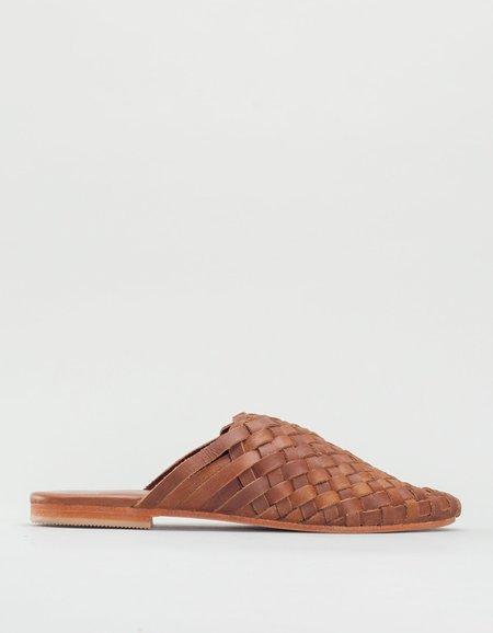 St. Agni Bunto Woven Loafers - Vintage Tan