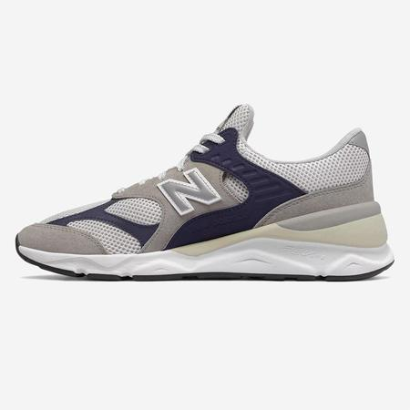 New Balance X-90 Reconstructed - Grey Marblehead