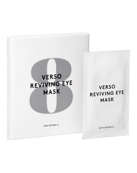 Verso Reviving Eye Mask - 4 Pcs
