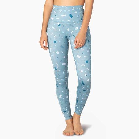 BY Beyond Yoga x Poketo High Waisted Long Legging - Lux Print