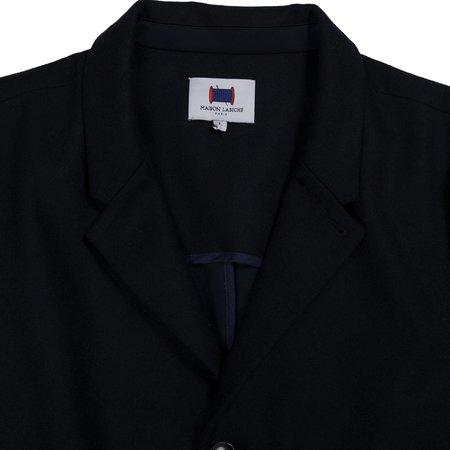 Maison Labiche Hiroto Coat - Navy