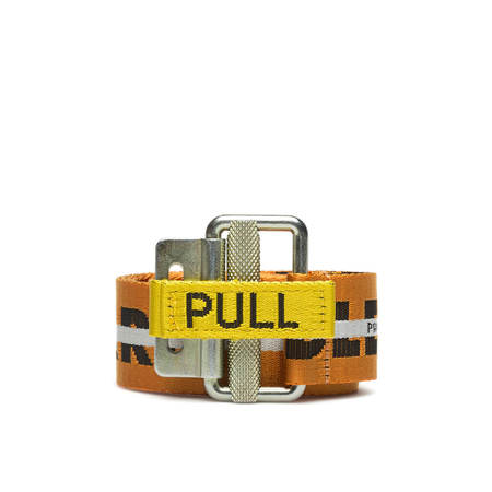Heron Preston Handle with Care Belt - Orange