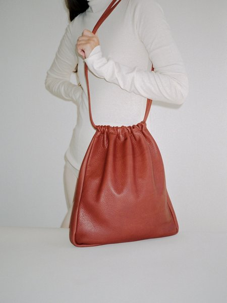 ARE Studio Cortina bag - Wine